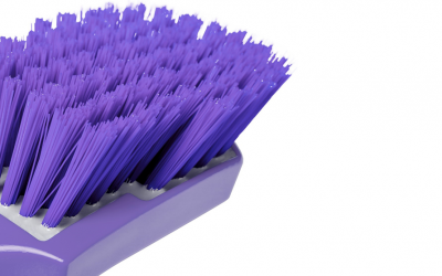 Keep those bristles in the brush – not in your products